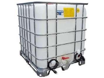 Аренда еврокуба (полиэтиленовый в металлической обрешетке) 1000 литров