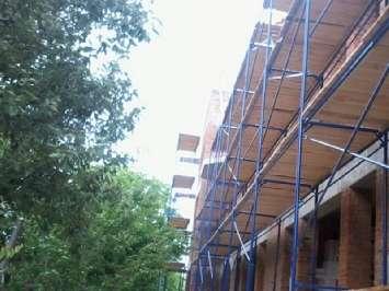 Аренда строительных лесов ЛРСП-30 цена от 60 рублей за м2