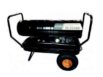 Аренда дизельной тепловой пушки прямого горения Aztec TK-30000 (35 кВт)