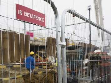 Аренда строительных ограждений Betafence 3,5 на 2,0 (Евро 2)