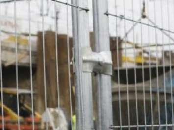 Аренда замка для строительных ограждений Betafence 3,5 на 2,0 (Евро 2)