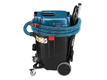 Аренда строительного пылесоса Bosch GAS 55 M AFC для сухой и влажной уборки