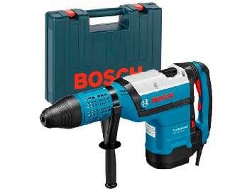 Аренда мощного перфоратора Bosch GBH 12-52 DV Professional с системой Vibration Control (19 Дж)