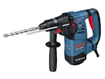 Аренда перфоратор Bosch GBH 3-28 DRE Professional с патроном SDS plus (3.1 Дж)
