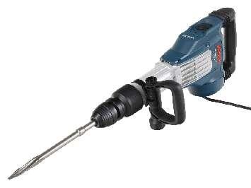 Аренда отбойного молотка (бетонолома) Bosch GSH 16-28 Professional (41 Дж)