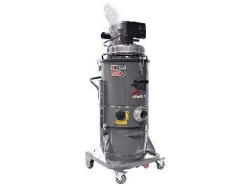Аренда промышленного пылесоса для сбора пыли, жидкостей и твердого мусора Delfin Zefiro 60 T4