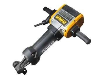 Аренда электрического отбойного молотка DeWalt D 25980 (52 Дж)