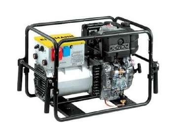 Аренда сварочного бензинового генератора Eisemann S 6401 (6.0 кВт)