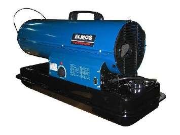 Аренда дизельной тепловой пушки Elmos DH 11 (12 кВт)