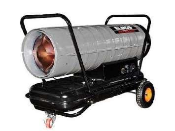 Аренда дизельной тепловой пушки прямого горения Elmos DH 110 (117 кВт)