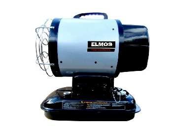 Аренда дизельной тепловой пушки прямого горения Elmos DH 23 (18 кВт)