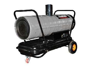 Аренда дизельной тепловой пушки непрямого нагрева Elmos DH 253 (26 кВт)