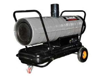 Аренда тепловой пушки непрямого горения Elmos DH 353 (65 кВт) Китай