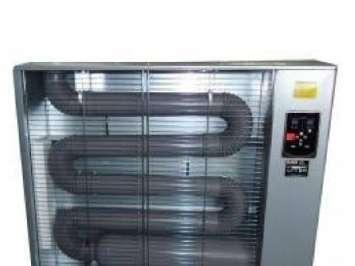 Аренда дизельного инфракрасного теплогенератора Elmos DH 473 (20 кВт)