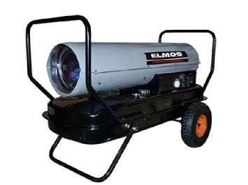 Аренда дизельной тепловой пушки прямого горения Elmos DH 65 (63 кВт)