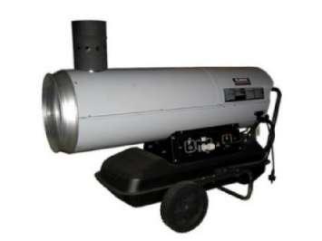 Аренда дизельной тепловой пушки непрямого горения Elmos DH 813 (70 кВт) Китай