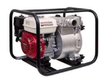 Аренда шламовой мотопомпы для грязной воды Elmos EWP-56