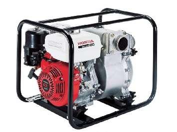 Аренда бензиновый мотопомпы для грязной воды Honda WT30X (Япония) водяной насос