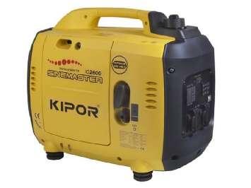 Аренда бензинового инверторного генератора Kipor IG2600 (2,4 кВт)