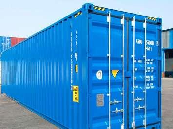 Аренда контейнера 40 футов