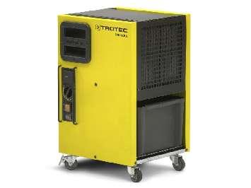 Аренда профессионального осушителя воздуха Trotec TTK 125 S