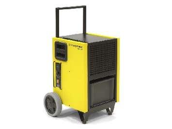 Аренда профессиональной установки для осушения воздуха Trotec TTK 175 S