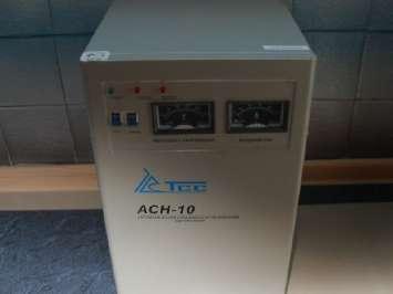 Аренда стабилизатора напряжения ТСС АСН-10 (10 кВт)