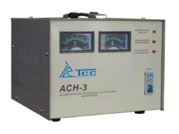 Аренда стабилизатора напряжения ТСС АСН-3 (3 кВт)