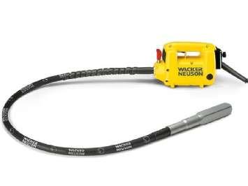 Аренда глубинного вибратора для бетона Wacker Neuson серии HMS (Германия)