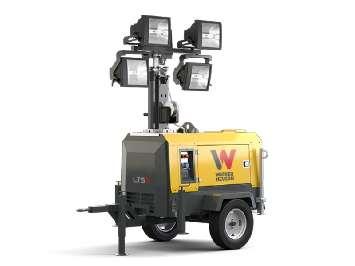 Wacker Neuson LTS7K - осветительная мачта в аренду