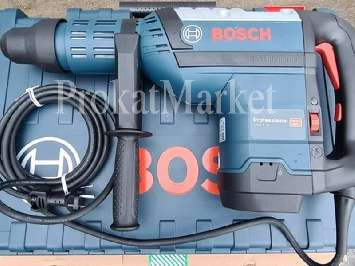 Аренда перфоратора Bosch GBH 8-45D Professional с патроном SDS max (12,5 Дж) 0.611.265.100