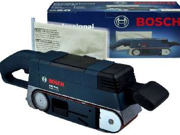 Аренда ленточной шлифовальной машины Bosch GBS 75 AE Professional