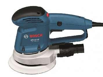 Аренда эксцентриковой шлифовальной машины Bosch GEX 150 AC Professional