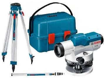 Аренда оптического нивелира Bosch GOL 26D Professional