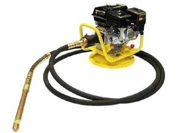 Аренда бензинового вибратора для бетона Elmos EVR 33
