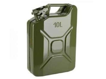 Аренда металлической канистры 10 литров