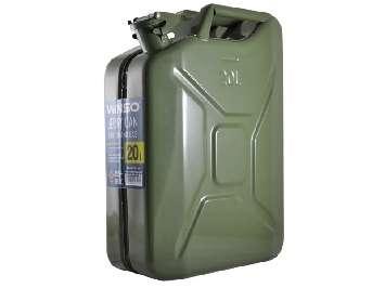 Аренда металлической канистры 20 литров