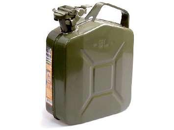 Аренда металлической канистры 5 литров