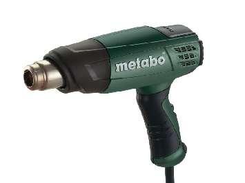 Аренда технического фена Metabo HE 23-650 Control (термофен)