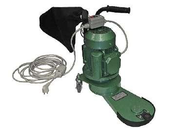Аренда шлифовальной машины (сапожок) для деревянных полов Мисом СО 337-01 РБ