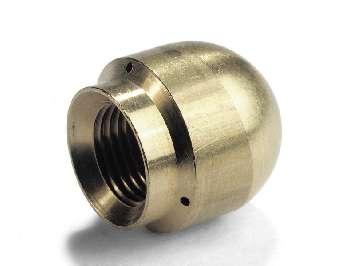 Аренда насадки (сопла) для прочистки труб Karcher 055, 3x30, 16 мм