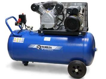 Аренда электрического компрессора Remeza СБ4/С-50 LB24A