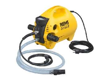 Аренда электрического опрессовщика с манометром Rems E-Push 2