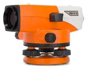 Аренда оптического нивелира с компенсатором RGK N-32 (Госреестр №61529-15)