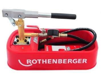 Аренда ручного насоса для опрессовки Rothenberger RP 30 - 61130