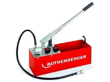 Аренда ручного насоса для опрессовки Rothenberger RP 50 - 60200