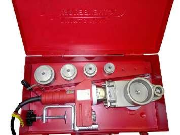 Аренда ручного аппарата для сварки враструб (пластиковых труб) Rothenberger Roweld P 110 E до 110 мм