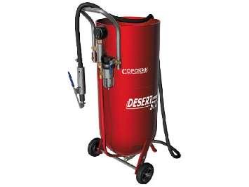Аренда пескоструйного аппарата Сорокин 10.7 на 50 литра