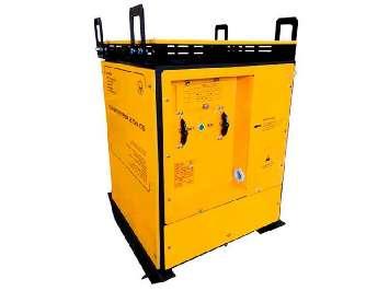 Аренда трансформатора для прогрева бетона СПБ-80 до 60 м. куб бетона
