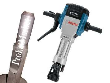 Аренда ударной чашки с ударным наконечником и отбойный молоток Bosch GSH 27